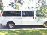 Rideshare &cargo from Vancouver to Calgary on August 20th