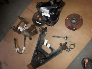 SMART Fortwo Rear Stabilizer/Torsion Arm $10