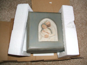 NEW! Willow Tree-Susan Lordi 'Holy Family' Memory Box
