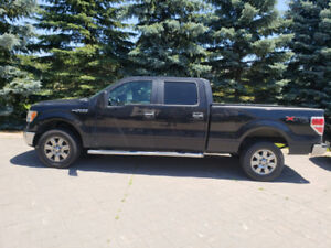 2012 Ford F-150 SuperCrew Pickup Truck - Rebuilt