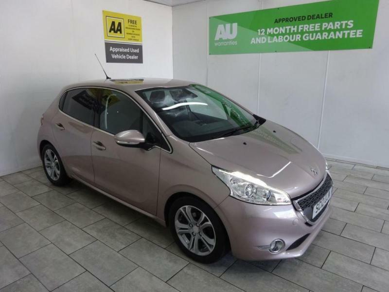 PEUGEOT 208 1.4 ALLURE ***FROM £157 PER MONTH***   in Liverpool ...
