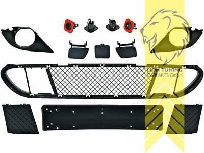 Zubehörkit Gitter für BMW E60 Limousine E61 Touring für M-Paket Stoßstange