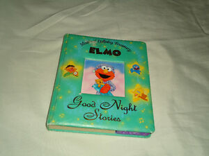 Musical Lullaby Treasury Elmo Good Night Stories