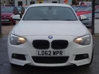 2012 BMW 1 Series 2.0 118d M Sport Sports Hatch 3dr