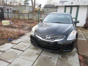 2012 NISSAN ALTIMA 4 Cyl, 2.5 S, inspected to Jan 2021 $3800 OBO