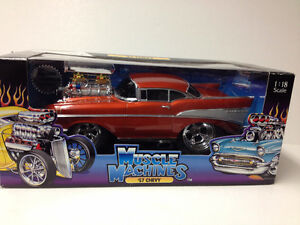 MUSCLE MACHINES DIECAST CARS   1/18 SCALE London Ontario image 8