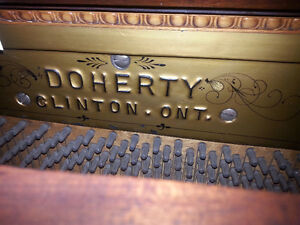1920's Doherty Upright Piano
