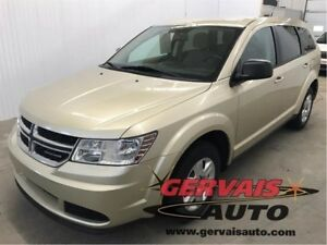 Dodge Journey Canada Value Package *Bas Kilométrage* 2011