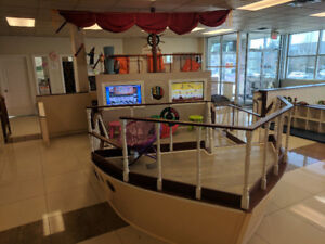 SELLING INDOOR PLAYGROUND FACILITY (BUSINESS ASSET)
