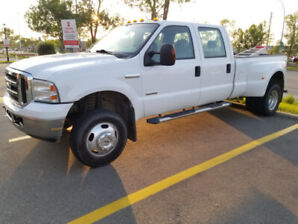 2006 Ford F350 DUALLY   143  KM