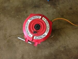 "Macnaught AR100 3/8"" X 66' Retracta Air Hose Reel"