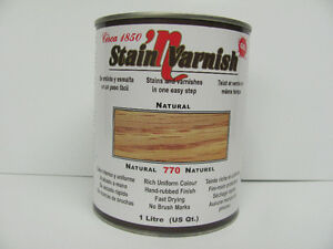 stain&varnish (circa1850) 1L