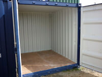 10' sea can storage container 1 trip