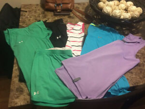 Under armour lot size large
