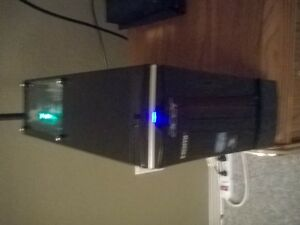 "Very Nice ""Custom windowed case""!!!! I-3 LOW PROFILE Desktop"