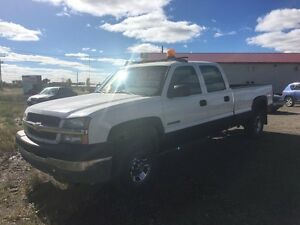 2004 Chevy 2500 HD Safetied!