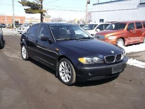 BMW 3 Series 4dr Sdn AWD 325xi 2005