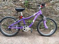 "Girls Specialized Hot Rock Bike - 20"""