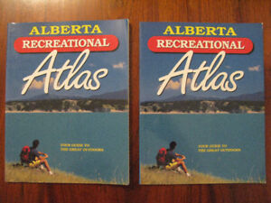 1996 Alberta Recreational Atlas