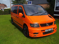 Mercedes-Benz Vito 2.3D Traveliner TL7-08 PX Swap Anything considered