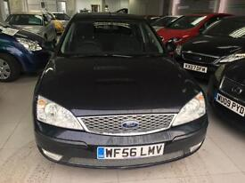 2006 Ford Mondeo 2.0TDCi 130 Zetec - 1 FKeeper-9 Service Stamps - 6 Speed