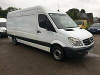 Mercedes-Benz Sprinter 2.1TD 316CDI LWB high top (2010)
