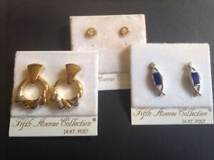 Fifth Avenue Collection Earrings
