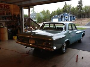 62 plymouth Fury 53,000miles orginal paint