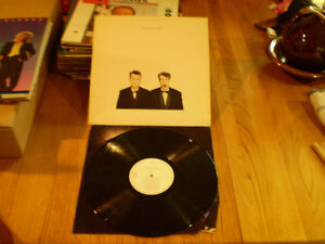 pet shop boys/actually de 1987 (33 tour Lp) mint