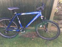 Claus Butler mountain bike