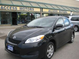2010 Toyota Matrix AWD, Extra Clean, Quick Sale, Auto, Loaded