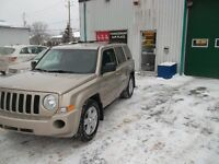 Jeep Patriot 4WD 4dr North 2010