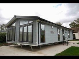 Static caravan / twin unit Pemberton Glendale lodge44x22 2bed - Free delivery.