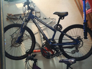 Boys Norco Bike 24""