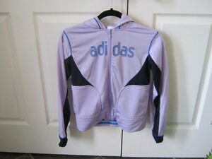 Girls Adidas Hoodie-Medium