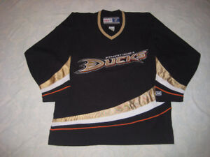 ANAHEIM DUCKS 2007 NHL JERSEY CCM LARGE