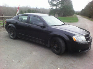 2010 Dodge Avenger STX Sedan TRADE FOR PICK UP