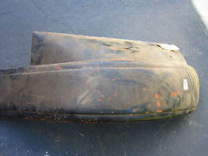 Old Car Fenders, 1927 Buick Front,  1935 Pontiac Rear Fender Kitchener / Waterloo Kitchener Area image 3