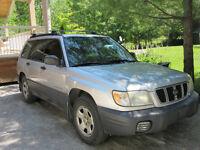 2002 Subaru Forester Hatchback