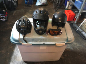 Downhill Skiing and Mountain Bike Equipment for Sale