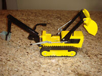 Trencher Tonka Toy brand new- with original box- Colectable Toy