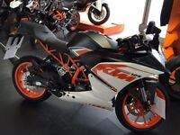 DELIVERY AVAILABLE *BRAND NEW* 125CC KTM RC 125 SUPERSPORT R125 RS