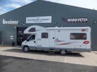 Swift Firebrand six berth motorhome for sale