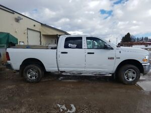 2012 Dodge Power Ram 2500 Pickup Truck