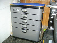 BRAND NEW CRAFTSMAN PROFESSIONAL 5 DRAWER MOBILE CABINET