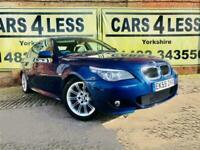 2009 BMW 520D M SPORT LCI BUSINESS EDITION EXCELLENT CONDITION FULL SERVICE VGC