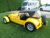 WESTFILD SPORTS / KIT CAR / 1998CC / FORD PINTO / 1995 /