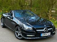 2014 Mercedes-Benz SLK SLK 250 CDI BlueEFFICIENCY AMG Sport 2dr Tip Auto CONVERT