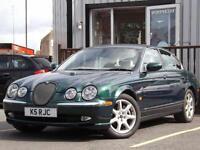 2003 Jaguar S Type 3.0 V6 SE 4dr 4 door Saloon