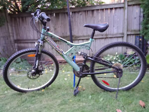 4 Adult Bikes for Sale